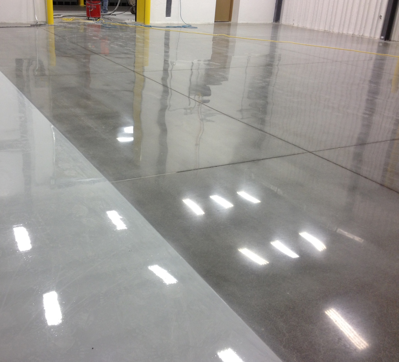 Ultra-Gloss Floor