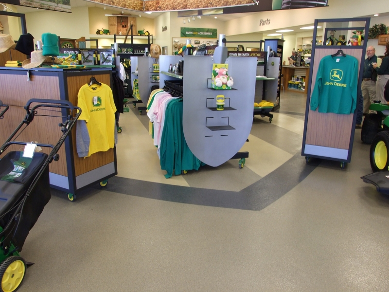 Commercial Store Flooring